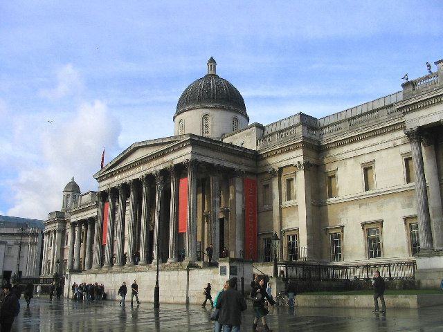 National Gallery: London