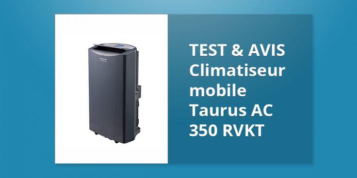Climatiseur mobile Taurus AC 350 RVKT