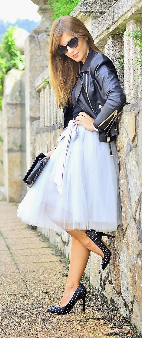 Amore Tulle Skirt