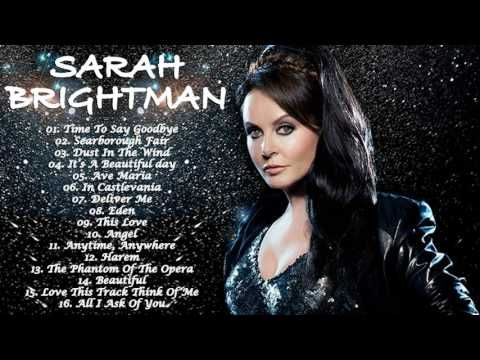 Sarah Brightman Greatest Hits Full Album Live - YouTube