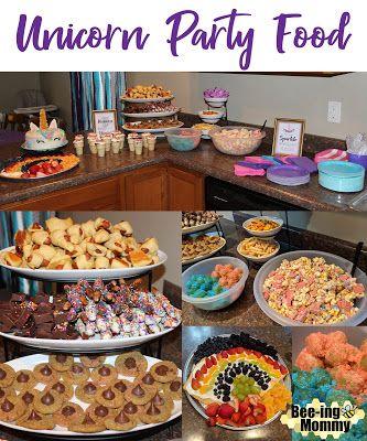 Magical Unicorn Birthday Party | Party Planning | Unicorn birthday