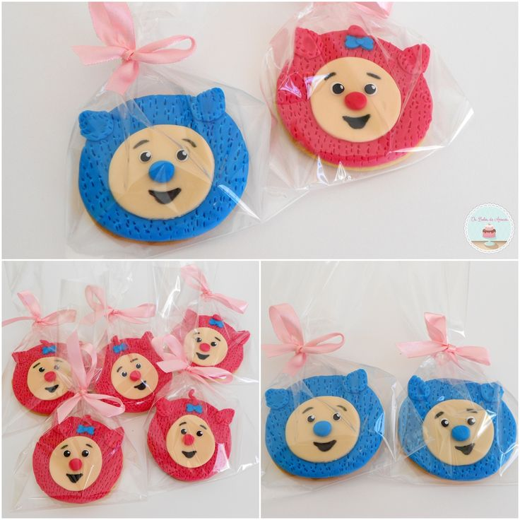 Billy Bam Bam Cookies Baby TV