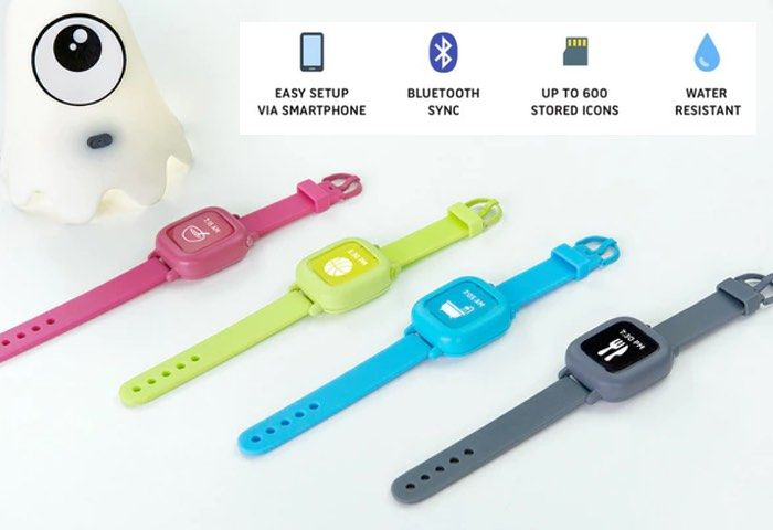 The Octopus smartwatch for kids