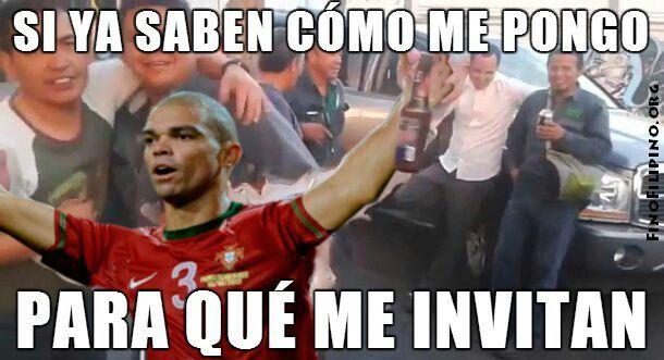 #pepe pa que me invitan #meme