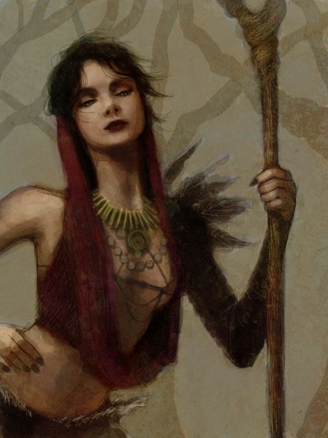 Morrigan by ~characterundefined on deviantART