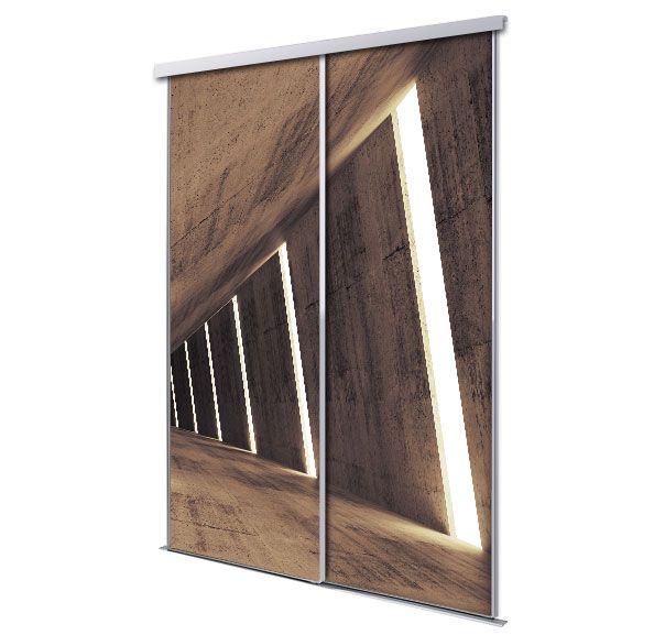 collection ombre lumiere portes de placard coulissantes pinterest porte de placard. Black Bedroom Furniture Sets. Home Design Ideas
