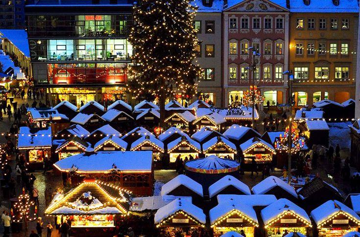 Die schoensten Weihnachtsmaerkte Deutschlands