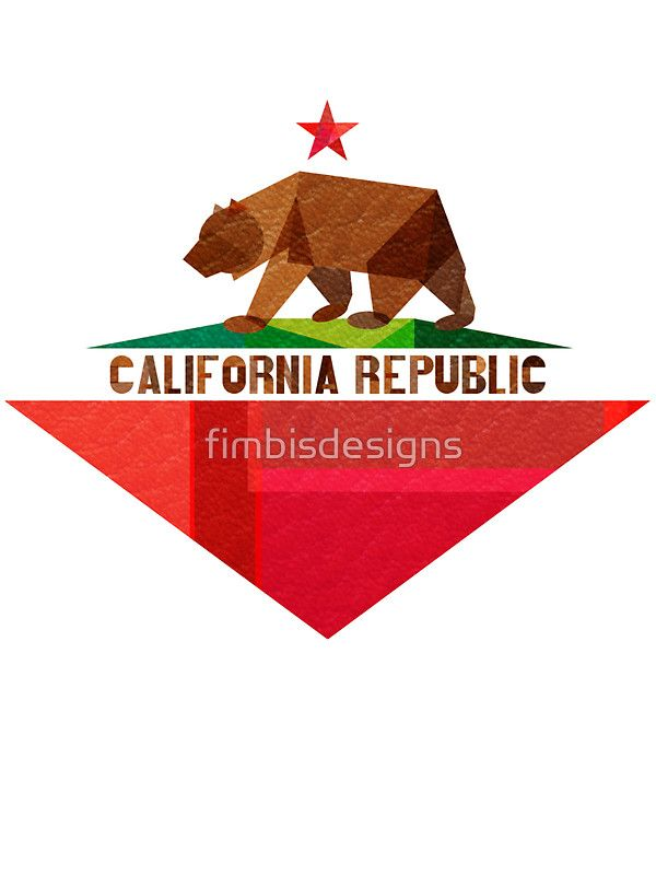 California by fimbisdesigns