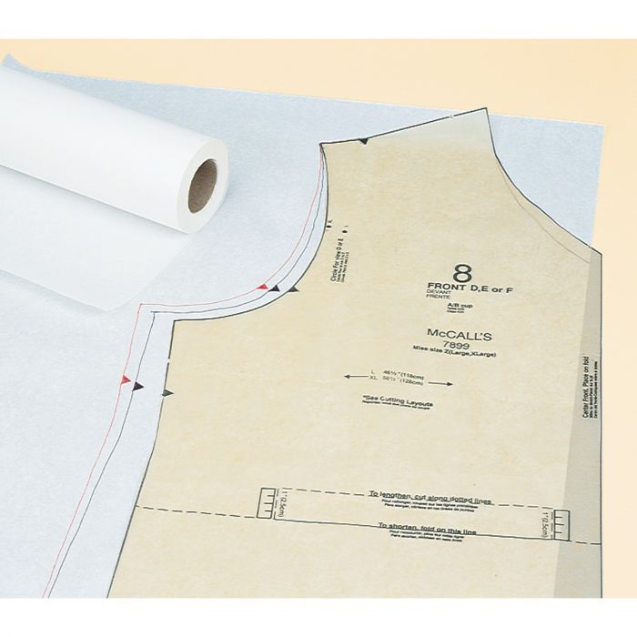 Swedish Tracing Paper Sewing Transfer Paper Pattern Making Paper