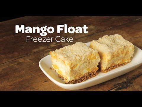A layer of broas dipped in earl grey tea takes this classic no-bake mango dessert recipe to the next level! Find more no-bake recipes like this on our websit...