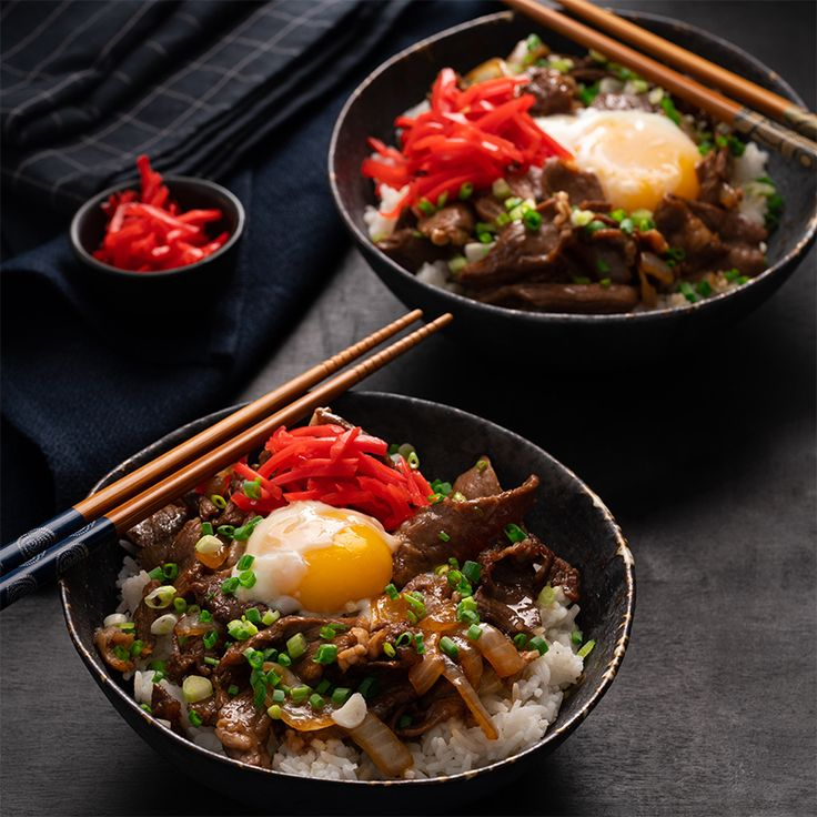 Japanese Beef & Onsen Egg – Marion's Kitchen