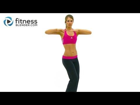 Standing Abs Exercises - 10 Minute Standing Abs Workout to Lose Belly Fat - YouTube