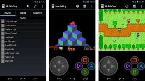 10 Best GBA emulators for android: Now play Gameboy