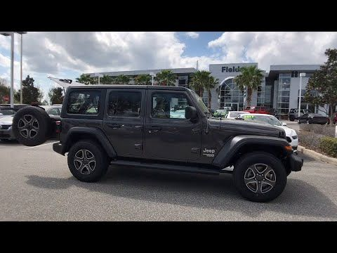 2018 Jeep Wrangler Unlimited Orlando Deltona Sanford Oviedo Winter
