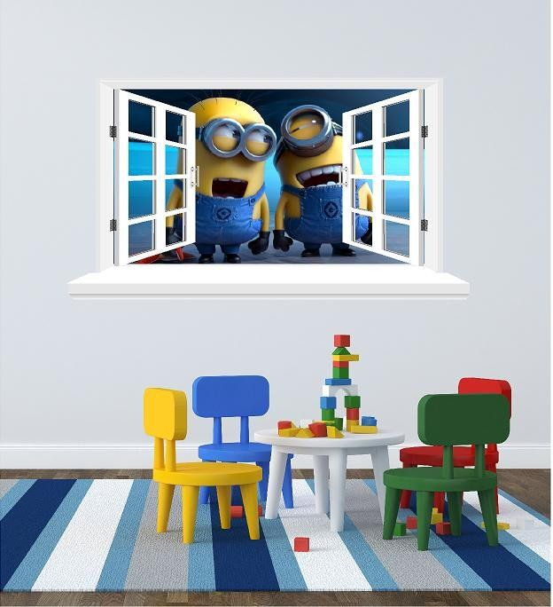 25 best ideas about minion 3d on pinterest minions kuchen tutorial minions torte kaufen and. Black Bedroom Furniture Sets. Home Design Ideas