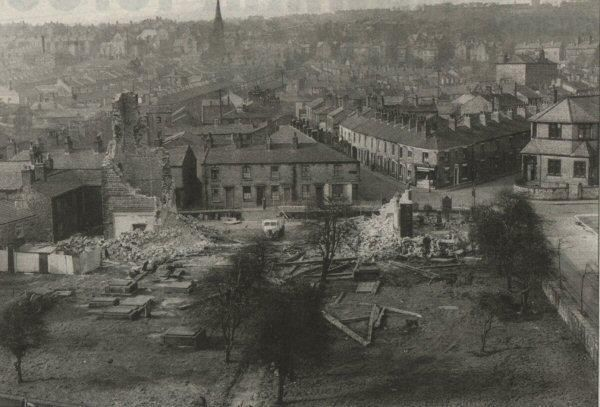 Old blackburn streets