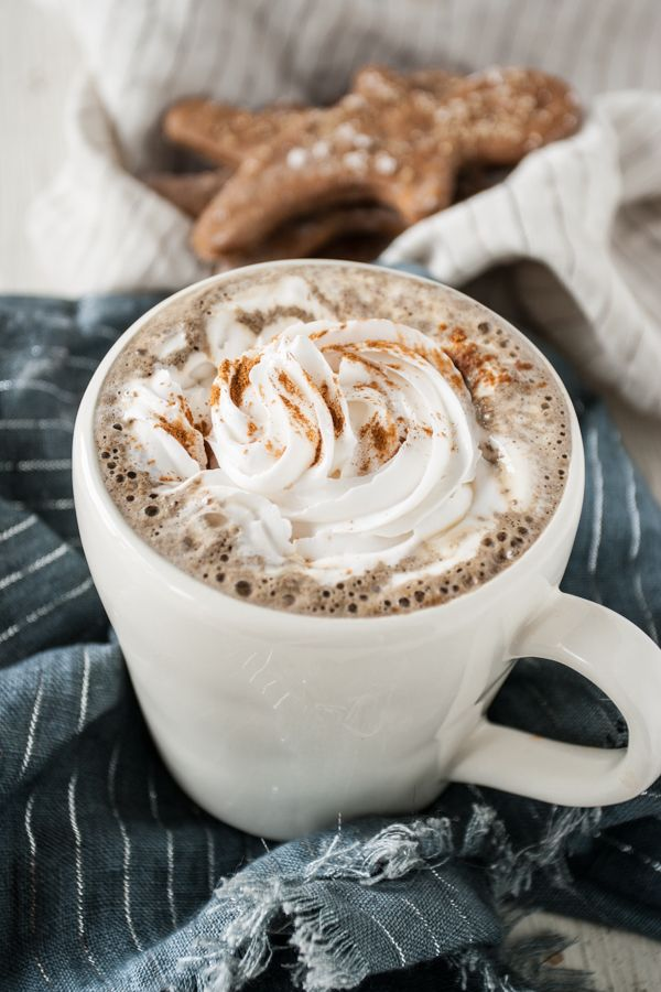 gingerbread latte.