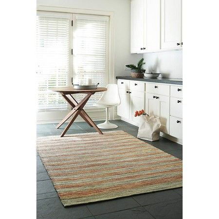 $169, Target  |  Area Rug Multi-colored Natural - Threshold™ : Target