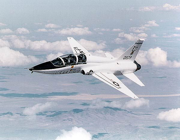 Warbird Alley: Northrop T-38 Talon Pilot Report / Flight Report