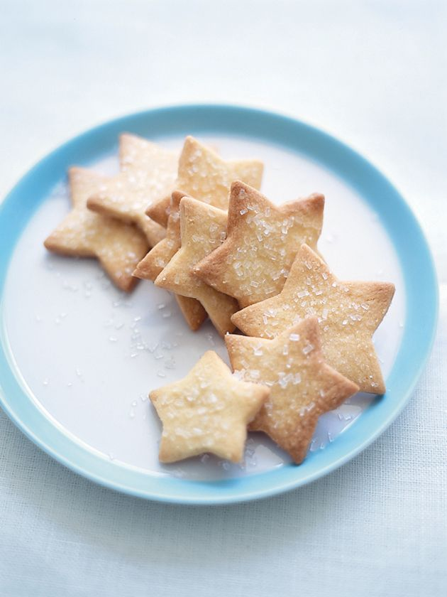 star cookies from donna hay