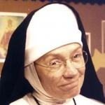 """In """"Sister's Christmas Catechism"""" actress Kimberly Richards plays a nun (fiction)"""
