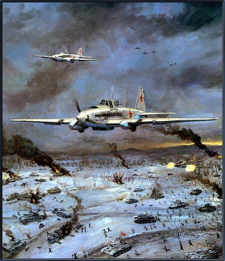 135 Best IL-2 (Iliushin IL-2) Images On Pinterest