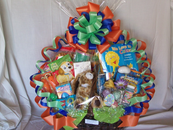25 best easter baskets images on pinterest easter baskets boy easter basketys are so much harder to make something cute negle Images