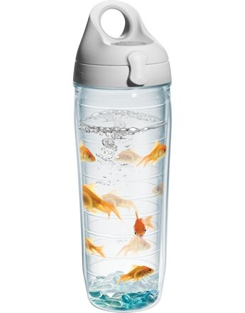 Tervis Goldfish Water Bottle