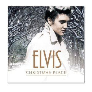 Elvis Christmas Peace CD Pinned from Maui, Hawaii http://www.burnnlove.com/