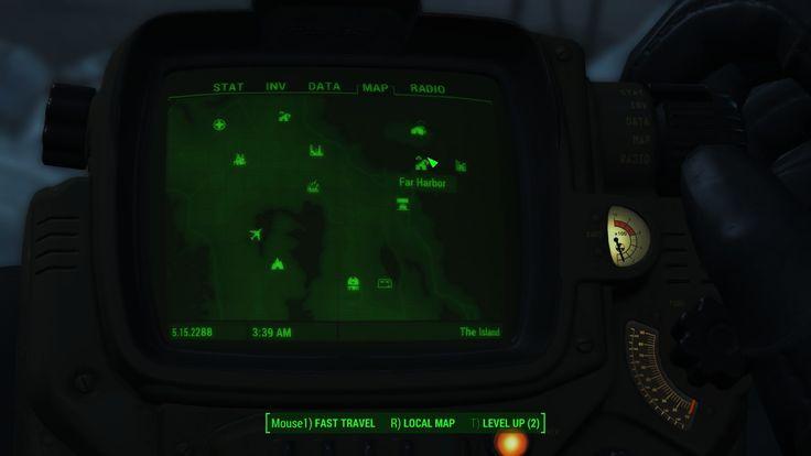 Fallout 4: Far Harbor The Islander's Almanac Achievement Guide