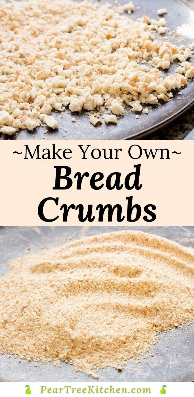 Homemade Bread Crumbs Homemade Bread Crumbs Homemade Bread Crumbs Recipe Healthy Bread Recipes