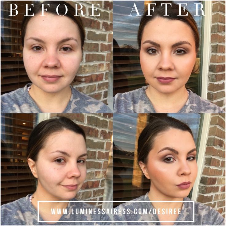 Full Coverage Foundation - Luminess Air - Luminess Airess - Airbrush Makeup - Flawless Foundation Routine - Flawless Makeup - Lip Stain - Contour - Highlight - ABH Nicole Guierro - Benefit Precisely Brow