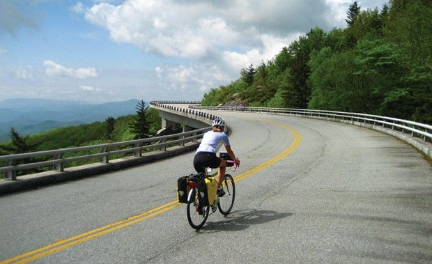 BRO's guide to bicycling the Blue Ridge Parkway. Here's what you need to ride America's most iconic bike tour.