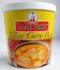 Thaise gele curry van Mae Ploy