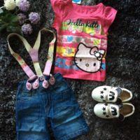 Jual baju anak motif hello kitty - jual baju anak beanded - Lintangmomsneed.babyshop | Tokopedia