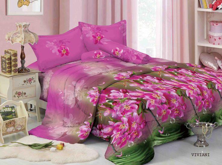"""VIVIANI - """"Design bunga dengan kombinasi warna natural cocok bagi anda pecinta motif natural"""""""