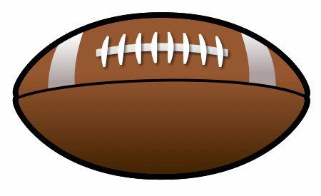 Nice cartoon football filled with great shadows.