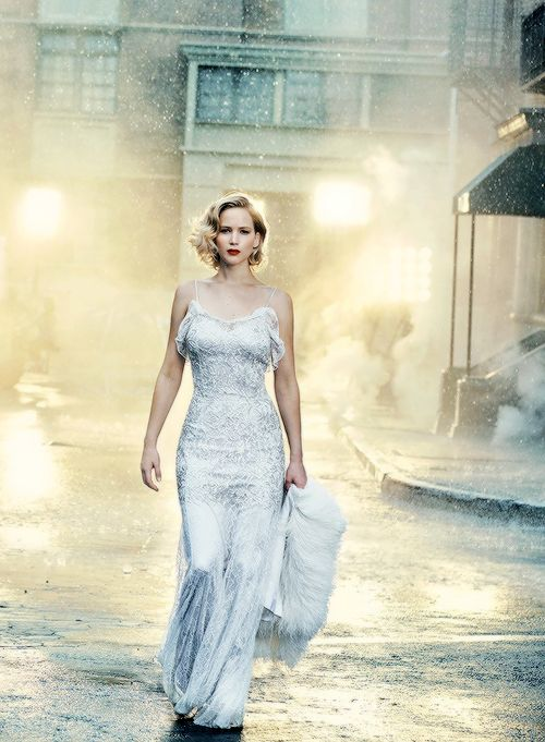 Jennifer Lawrence for Vanity Fair | Photography by Peter Lindbergh