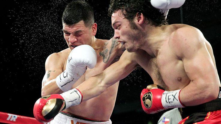 Julio Cesar Chavez Jr.'s top fights #FansnStars