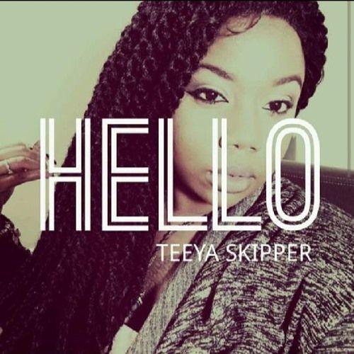 Listen to Hello Cover - Teeya Skipper (Arranged by Remey Williams) by Thee Teeya Skipper #np on #SoundCloud