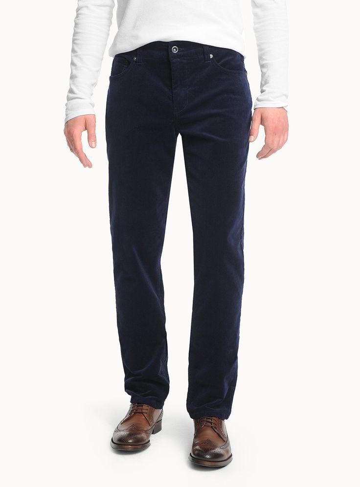 Pantalons Velours Côtelé, pour Homme en ligne | Simons