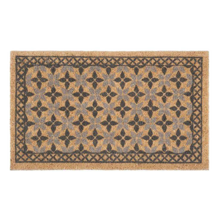 ALBUFEIRA coir doormat, 45 x 75 cm