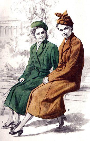 Soviet fashion magazine