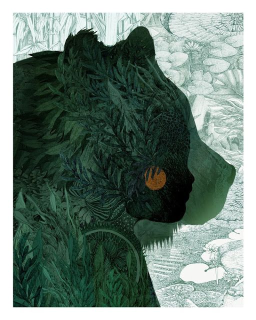 'The Jungle Book: Baloo' by Lucille Clerc