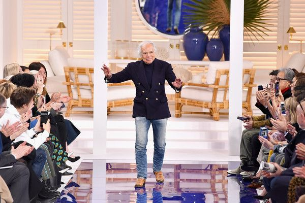 Ralph Lauren Photos Photos Ralph Lauren Runway February 2018 New York Fashion Week Designer Ralph Lauren Ralph Lauren Denim Fashion