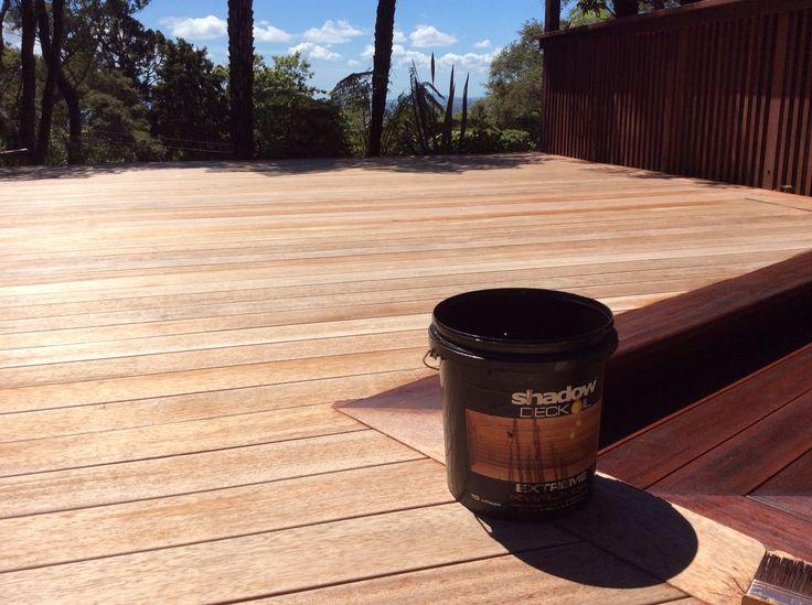 The Un-oiled Shadow deck
