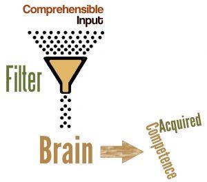 krashen's affective filter hypothesis