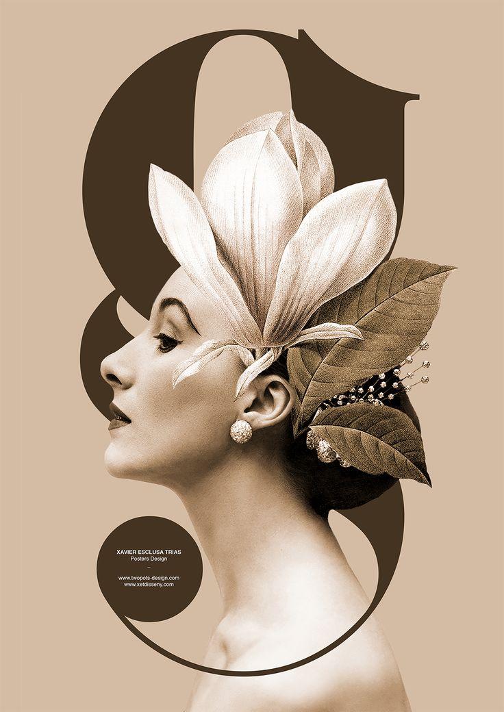 Poster by Xavier Esclusa Trias / Madame on Behance