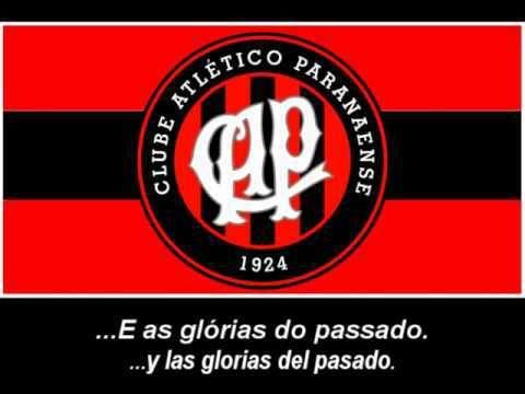 Hino do Atlético Paranaense (Letra) – Himno del Clube Atlético Paranaense Clube Atlético Paranaense –HimnosFutbolChile en Redes Sociale...