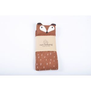 MINI DRESSING FOX BROWN